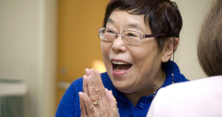 Pozytywny wizerunek osoby starszej